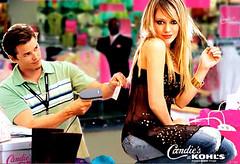Candie's Advertisement