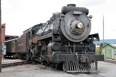 CPR #2317 at Steamtown