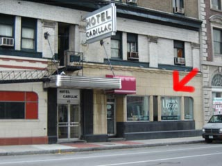 Hotel Cadillac