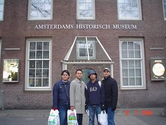 Amsterdam Historisch Museum, Amsterdam, Netherlands