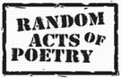 Random Acts of Poetry