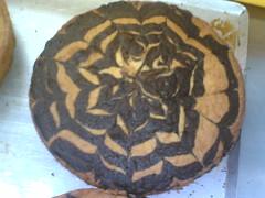 butter cake,yg amatla sedap bila dimkn terus lps klua dari oven