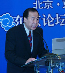 Zhu Ling (朱灵), editor of China Daily