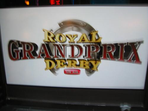 Royal Derby Grand Prix (On Air)