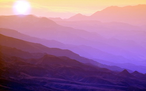 Death Valley Sunrise 2