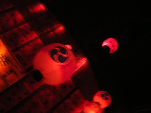 lanterns @ hiro