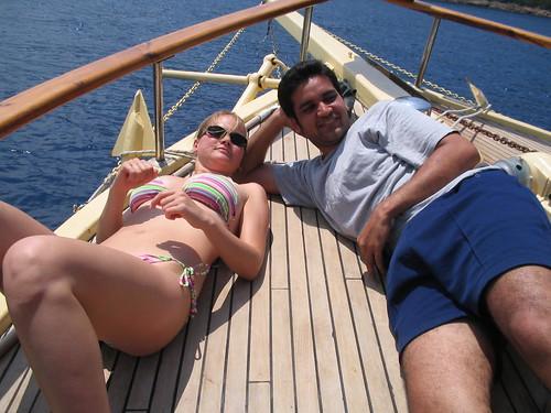 Turkey beach girls