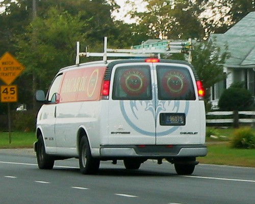 Spongebob Square Van?