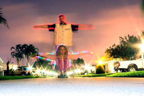 Travelogue for a Ramblin Man - Spirit Body Process Photography