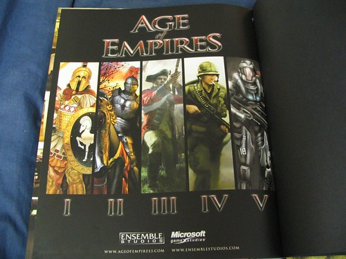 age of empires IV y V Realidad?