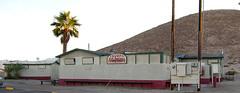 Tecopa Hot Springs Pool House