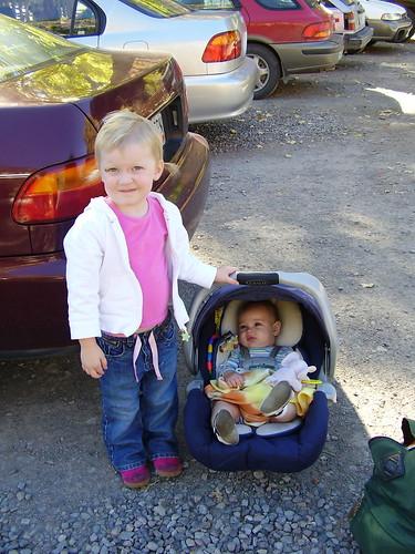 Eden and Anya