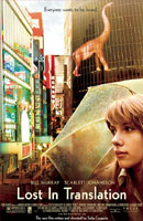affiche Lost In Translation américaine