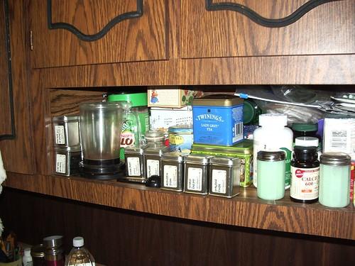sorted teas