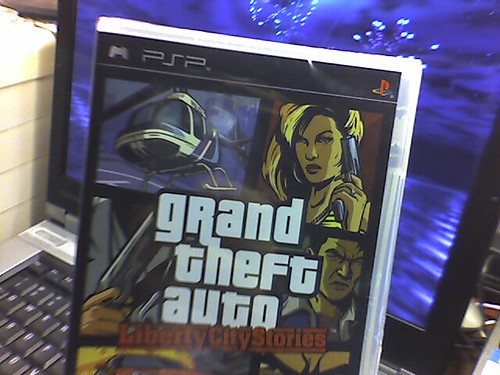 GTA for PSP Arrives