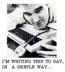 Typewriter & Morrissey