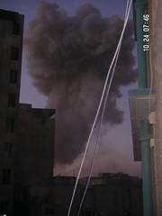 Attack on Hotel Palestine