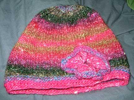 Noro Silk Garden Hat from LMKG