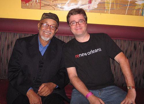 Mr. Eddie and me