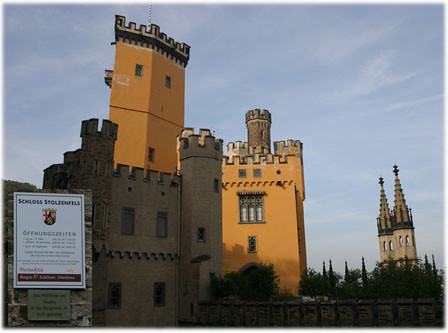 Schloss Stozenfels