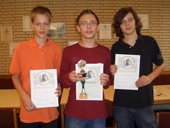 Die Sieger U 16
