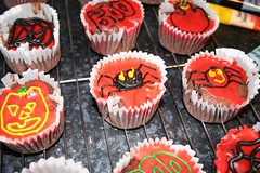 Halloween Cakes Step12