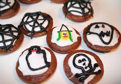 Halloween Cakes Step14