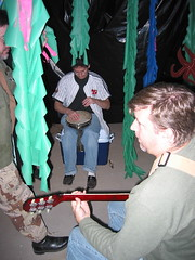 Rich and Mike play Rush songs at Nukestock 2005