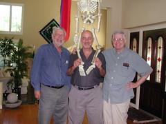 Gregory Benford, David Brin, & David Hartwell