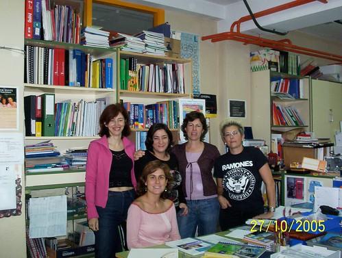 profesoras