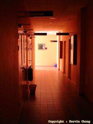 Dark-corridor
