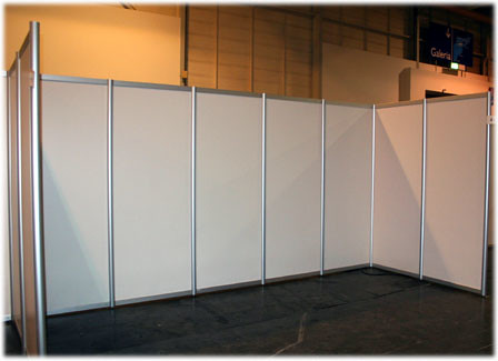 The Empty Sunriver Games Booth