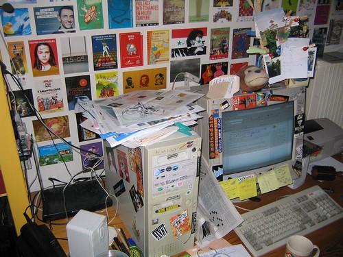 my island desk
