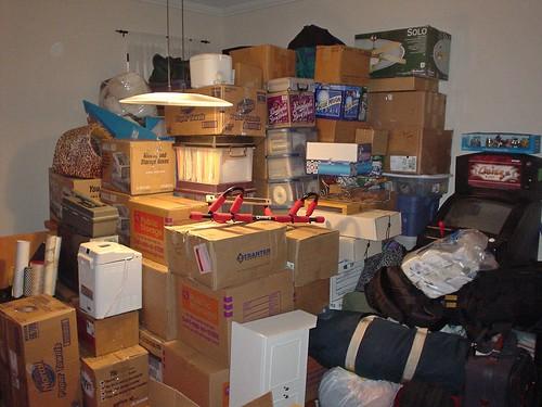 Boxes, pre-move