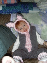 Hoppy Halloween - Sweet Little Girl