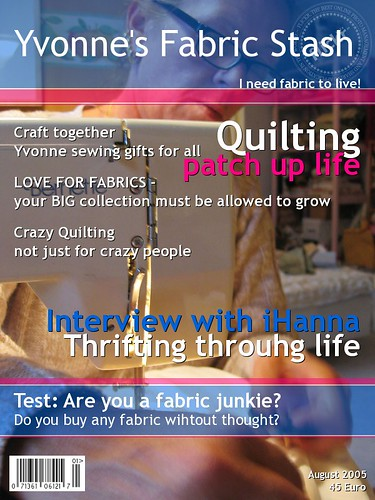 Yvonne's Fabric Stash