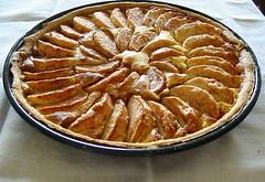 Apfelkuchen «Bavaroise»