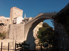 Old Bridge, Mostar. Bosnia-Herzegovina