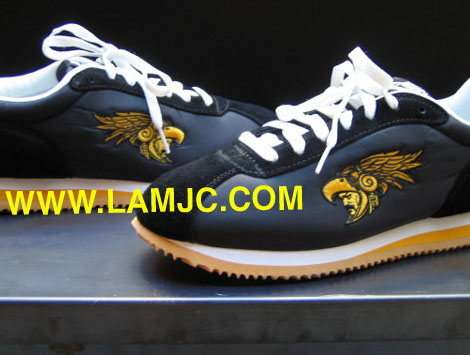 nike cortez mister cartoon