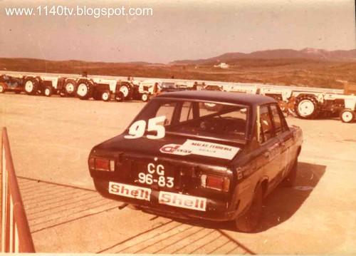 Corrida de carros - Datsun
