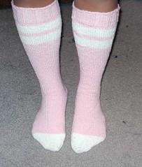First Knee Socks