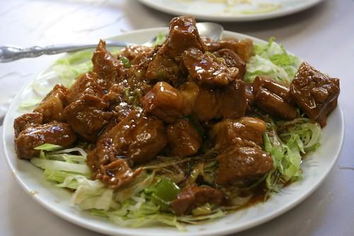 神田「味坊」で中国北方菜の宴会 07