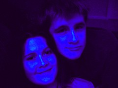 Eliza and I in thermal mode