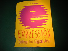 Ex'pression College of Digital Arts