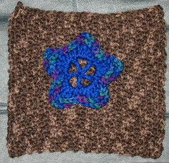 Afghan Square #39