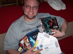 Enthusiastic online  DVD renter