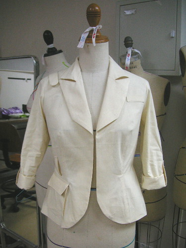 drafting jacket 1
