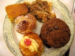 dessert plate #1