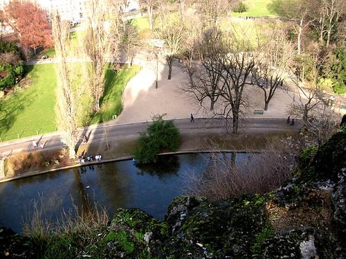 parcs des buttes-chaumont