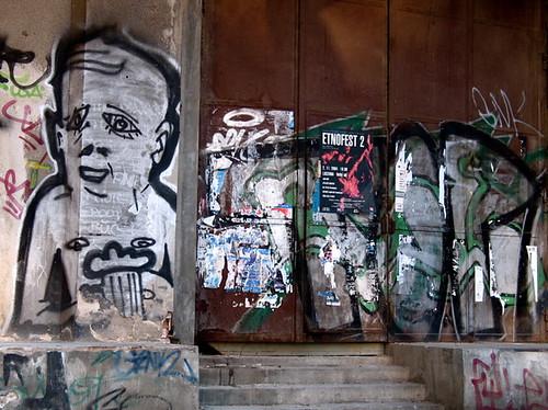 Prague Grafitti